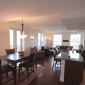 Fitzgerald Condos - 257 West 117th Street - Luxury Apartments - Living Area