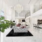 Living Room- Glass Condominium- condo for sale in Tribeca