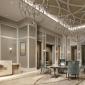 Park Avenue Place Living Room - Manhattan Condos for Sale Lobby