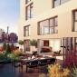 Pierhouse 90 Furman Street Brooklyn Bridge Park NYC Luxury Apartments Terrace