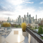 Rooftop Terrace- Sackett Union - condos for sale in Brooklyn