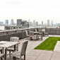 Rooftop Deck - 255 Hudson Street - Soho