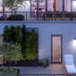 71 Reade Street Reade Chambers Building NYC Apartments for Sale Terrace