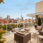 Terrace-444 West 19th Street- NYC condo for sale