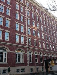 The Abingdon West Village 607 Hudson Street Luxury Apartments Manhattan
