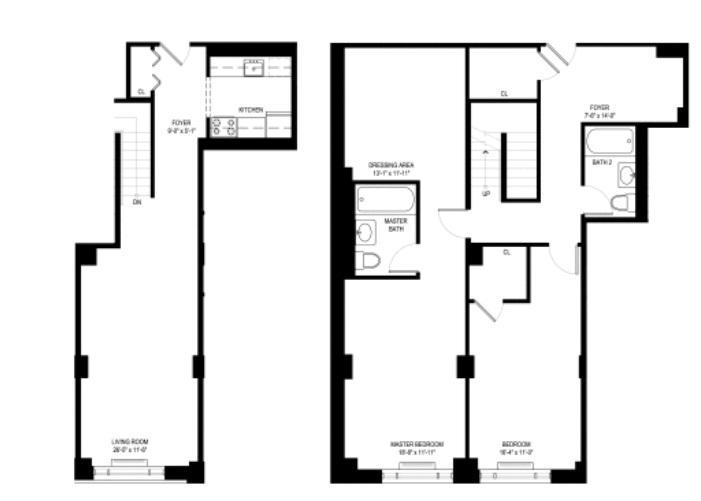 The lenox condominium 380 lenox avenue harlem condos for The lenox floor plan