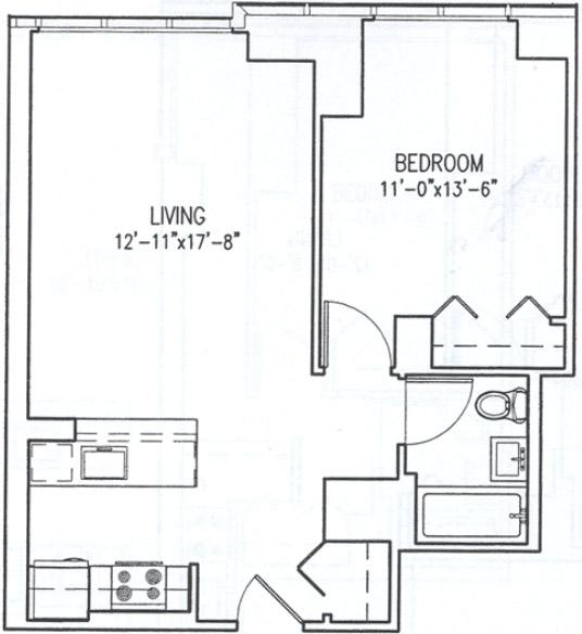 One Room Apartment Nyc: Hell's Kitchen Condos For Sale