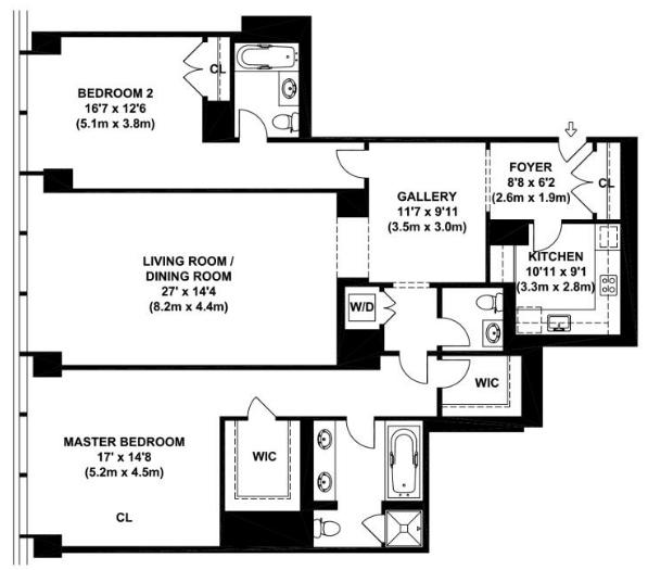 One Bedroom Apartments Nyc: 151 East 58th Street