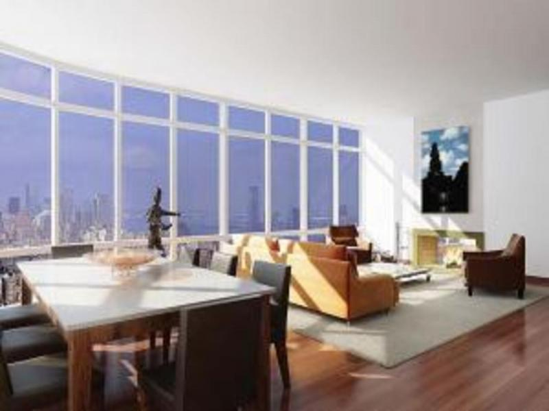 Remy Living Room - Manhattan Condos for Sale