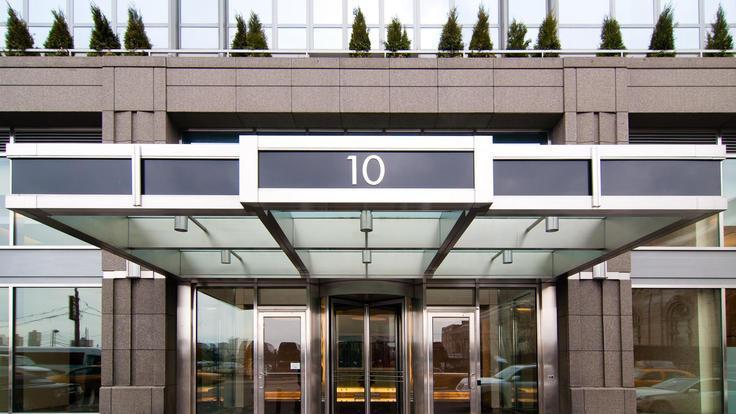 10 West End Avenue - Entrance - Manhattan Condos for Sale