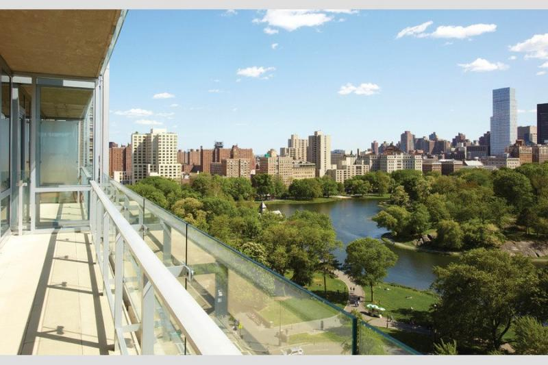 111 central park north harlem condos for sale for New york balcony view