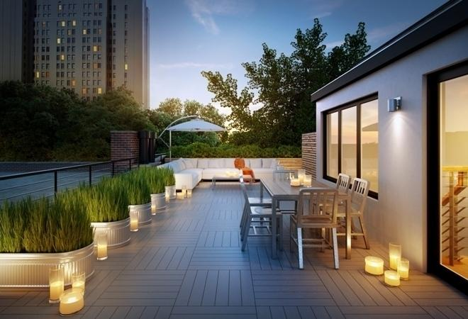 Terrace 123 Fort Greene Pl - Apartments for Sale