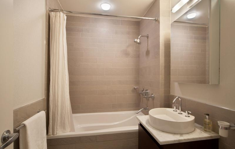 The Indigo Bathroom - Chelsea NYC Condominiums
