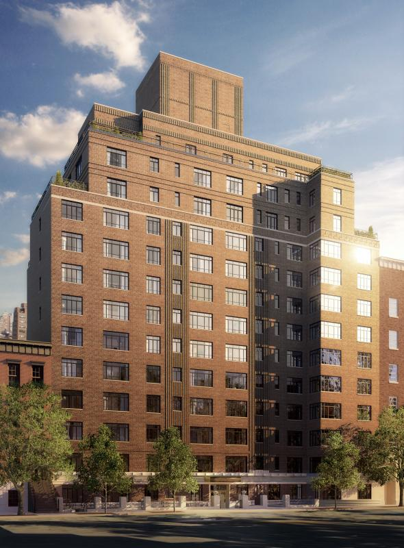 130 west 12th street greenwich village condos for sale for Manhattan west village apartments