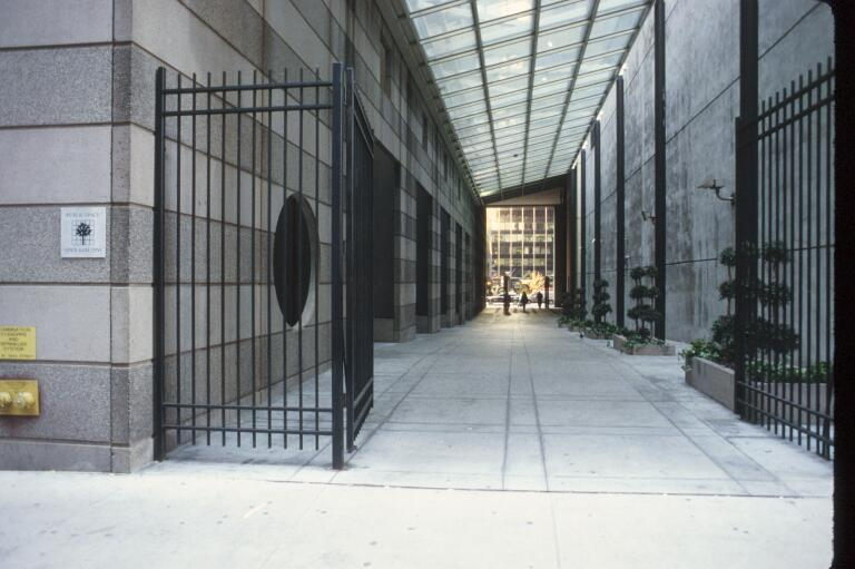 Entrance- 135 West 52nd Street