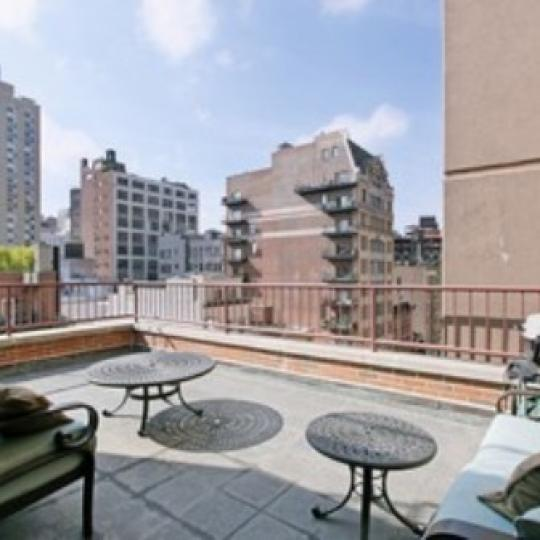 137 East 13th Street Rooftop Deck - Condos for Sale