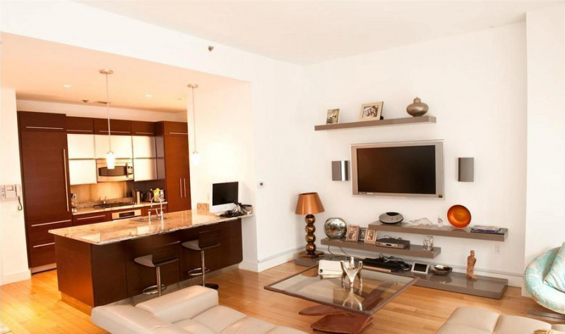139 Wooster Street - Soho - Luxury Manhattan Condominium - Living Area