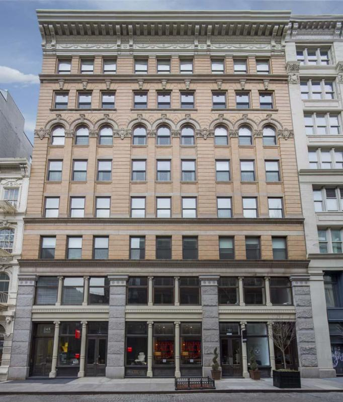 151 Wooster Street NYC Condos - Apartments for Sale in Soho