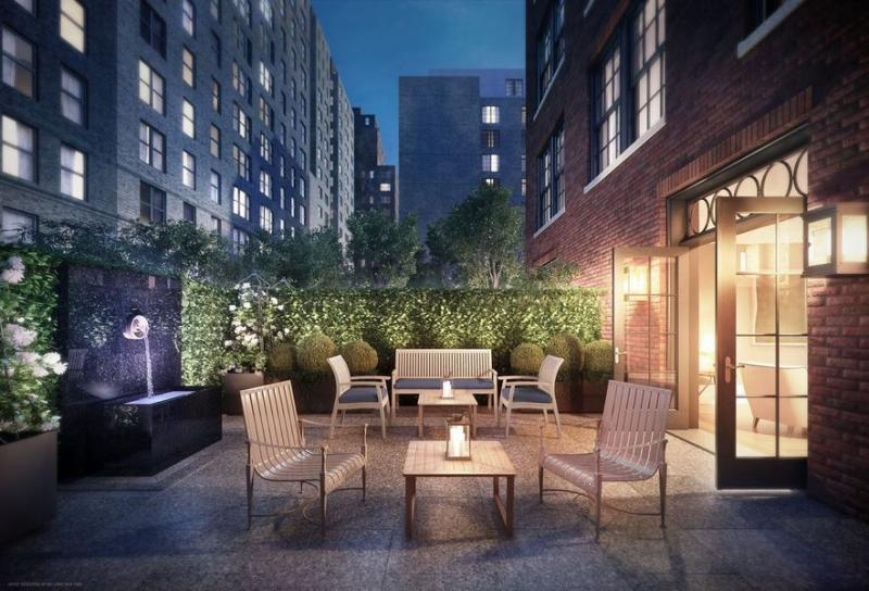 151 East 78th Street - terrace - Condos for sale in UES