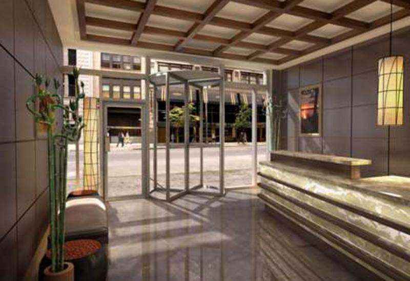 Sundari Lofts and Towers Lobby - Murray Hill NYC Condominiums