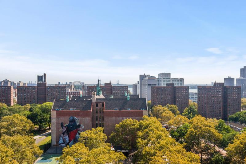 View at The Cereza in East Harlem - Condos for sale