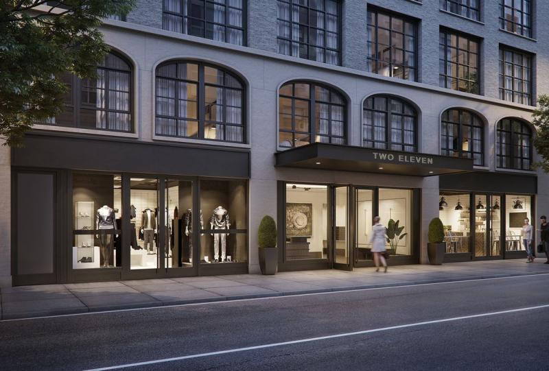 Apartments for rent at 211 Schermerhorn - Entry