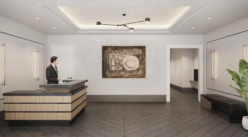 Apartments for rent at 211 Schermerhorn - Lobby