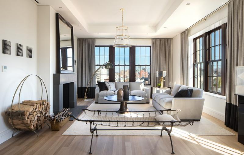 224 Mulberry Street Condominiums – Living Room