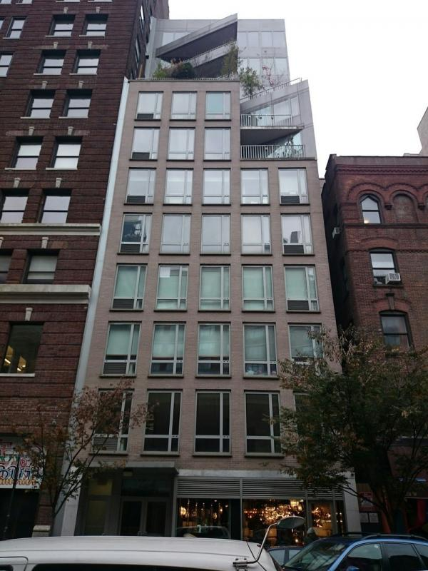 Condos for sale at 224 West 18th Street in NYC