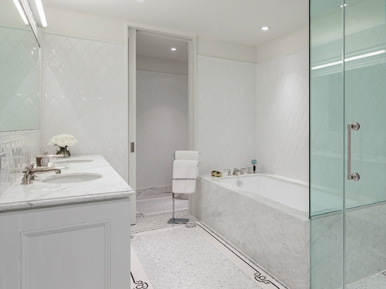 Central Park Bathrooms 22 central park south | midtown west condos for sale