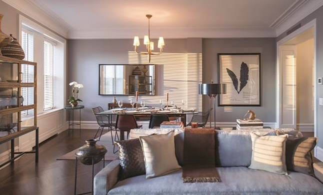 The Livingroom at Upper West Side Manhattan - Condos for sale