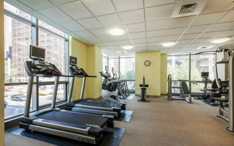 300 East 79th Street gym – Condominiums for Sale NYC