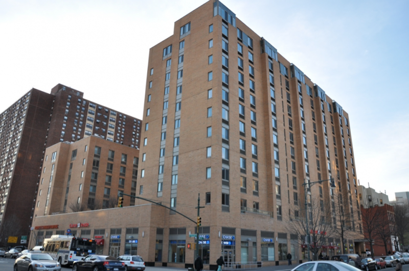 Apartments for sale at Strivers Garden in Manhattan