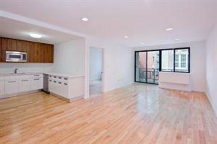306 East 82nd Street Livingroom, Kitchen - Apartments for Sale