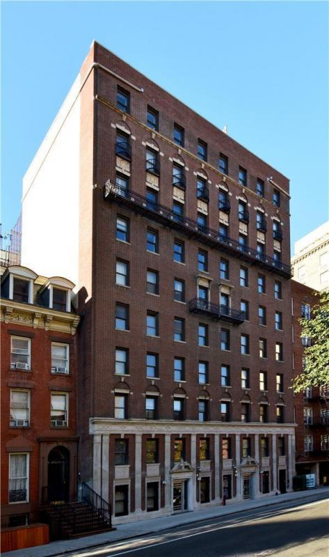 308 West 30th Street - Facade