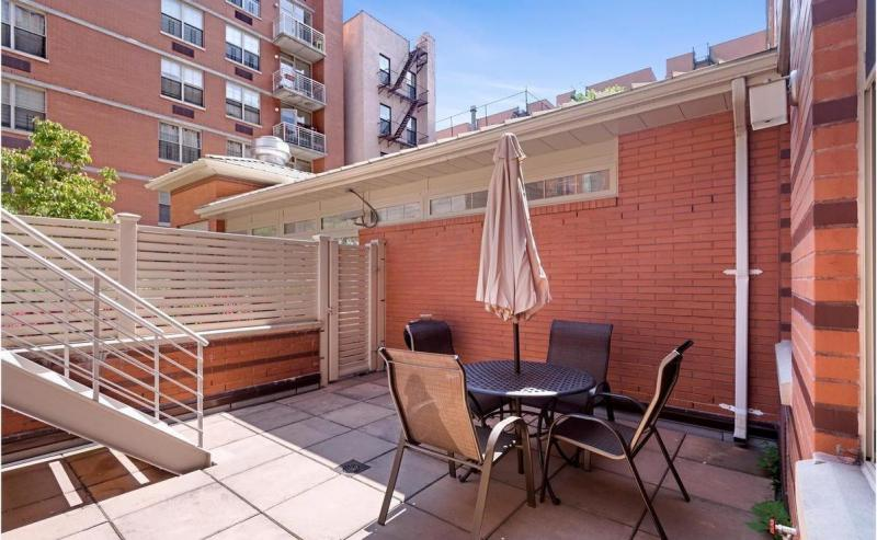 Apartments for sale at 313 West 119th Street in Manhattan - Terrace
