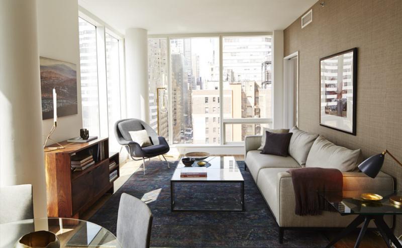 Living Room - 325 Lexington Avenue