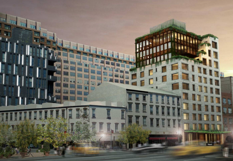 345 Meatpacking - Main Building, Luxury Condos in NYC