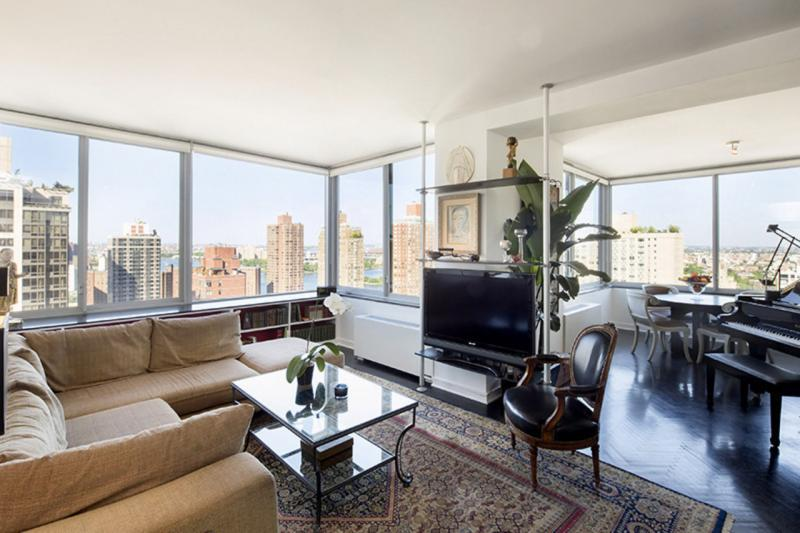 Condos for sale at 360 East 88th Street - Living Area