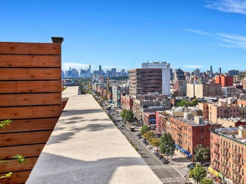 View from 380 Lenox Avenue in Manhattan - Condos for sale