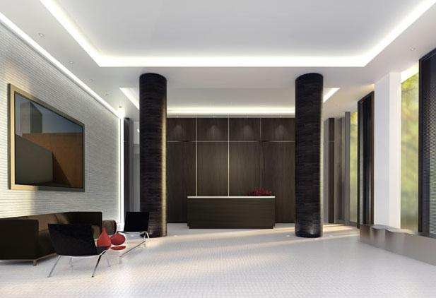 The Laurel Lobby - Upper East Side NYC Condominiums