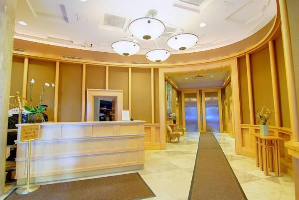Lobby - 400 East 90th Street NYC condos for sale