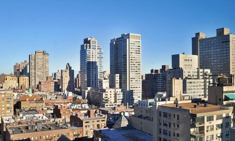 Stunning view from 404 East 79th Street in NYC