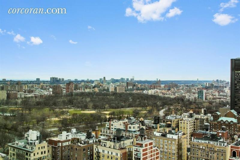 Stunning view from 40 East 94th Street in Carnegie Hill