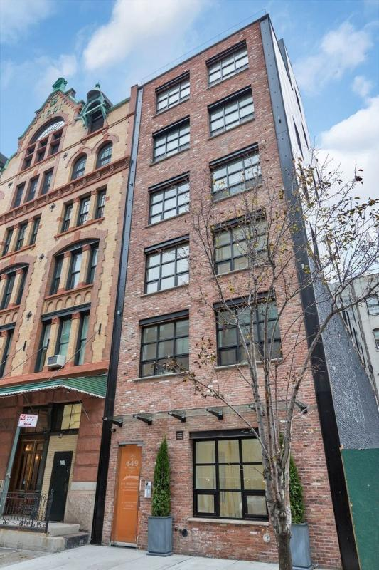 Building - 449 Washington Street - Tribeca
