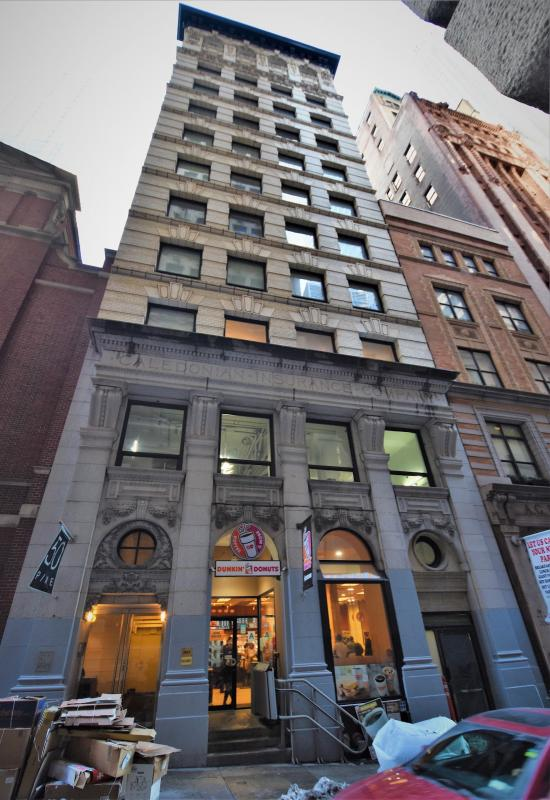Building - 50 Pine Street - Financial District - Condominium For Sale