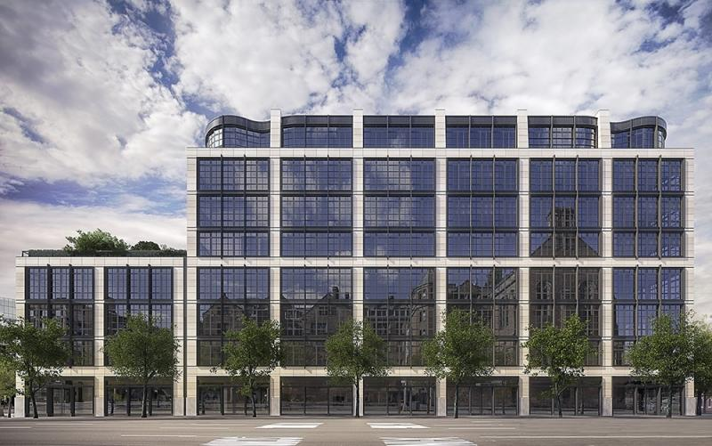 Building -500 West 21st Street - Chelsea- Manhattan Condominiums for Sale