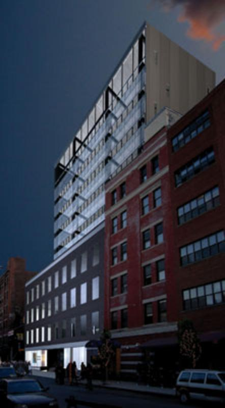 Flank - 520 West 27th Street - Chelsea Condos