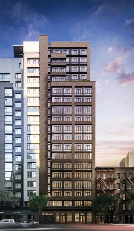 Apartments for sale at The Lindley in Murray Hill