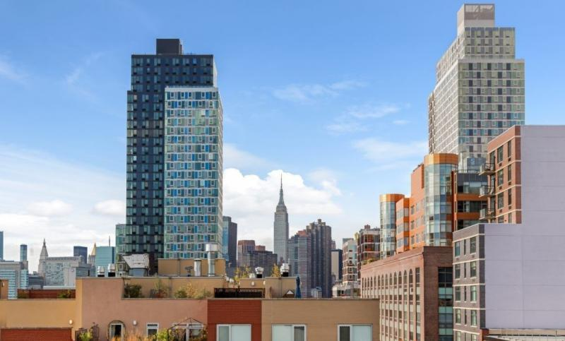 View from 5-12 51st Avenue in Manhattan - Condos for sale